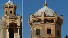 Tomba Lanza di Scalea progettata da Ernesto Basile a S.Maria di Gesù