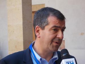 Dario Cartabellotta ex assessore Agricoltura ora direttore alla pesca della Regione Sicilia un tecnico dell'amministrazione a Mazara
