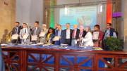 Rappresentanza multinazionale alla conferenza sulla pesca (ultima giornata)