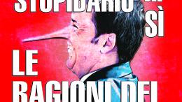 La copertina di un pamphlet presentato a Palermo in questi giorni di vigilia del voto (particolare)