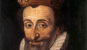 Il Borbone, transigendo, divenuto Enrico IV pacificò la Francia e l'Europa