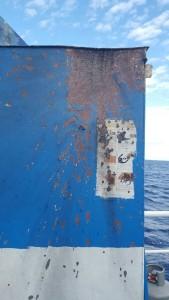 Colpi di mitragliatrice sul peschereccio Principessa Prima