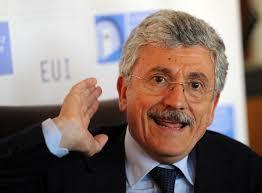 Un imprevdeibile secessionista: Massimo D'Alema. Sa bene che è la fine, ma...