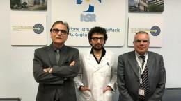 Vittorio Virgilio, Marcello Spampinato e LorenzoLupo