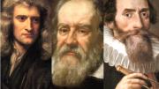 Galileo Galilei fra Isacco Newton e Giovanni Keplero: Galileo spiegò al mondo che cosa fosse una verità scientifica. Il suo assunto, pur concepito sul terreno della fenomenologia fisica apparente, non può dirsi tramontato... Ignorarlo ancor oggi è pura follia.