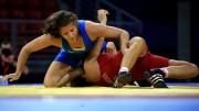 Le donne hanno preso amore alla pratica della Lotta Libera, la più classica delle lotte olimpihe assieme alla Greco Romana