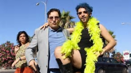 Crocetta al gay pride made in Sicily
