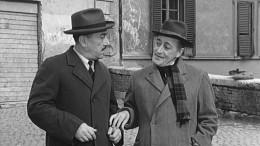 Totò e Peppino, una coppia irresistibile, non strettamente legata come altre, ma capace di un comicità composta - in bilico fra la commedia e la farsa-  che sapesse a volte far riflettere e persino muovere l'animo.