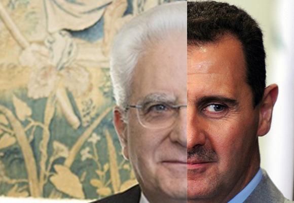 """C'è chi comprende bene a chi vada l'amicizia dell'Italia. Si dice che Assad condivida il temperamento """"calmo"""" di Mattarella"""