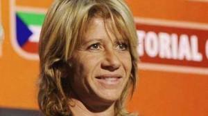 Carolina Morace ex calciatrice, allenatrice e commentatrice sportiva