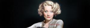 L'irresistibile fascino di Marlene in una foto color dell'anteguerra. La qualità dell'immagine prova che il mondo moderno era già iniziato. Bella e fatale, la donna doveva possedere carattere e cultura. L'attrice si espresse in letteratura con Marlen Dietrich ABC.