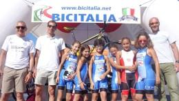 Triathlon 1 Foto ricordo