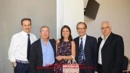 Palermo, villa Magnisi 24 giugno 2017, foto ricordo
