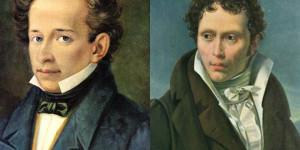 Leopardi e Schopenhauer : vi sono scelte similari nella loro interpretazione della vita