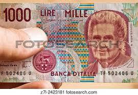 T'ho conosciuta e persa ...amata mia vecchietta (Maria Montessori sulla 1000 lire). La lira funzionava al Tempo della Banca centrale che operava nella logica keynesiana, L'Ue l'attuale assetto internazionale hanno placcato Keynes come un avversario nel rugby...