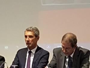 Il presidente De Poli presenta Nello Musumeci. L'Udc è con lui