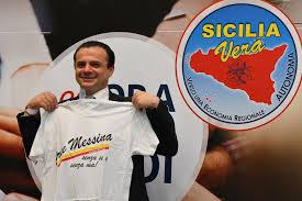 Cateno De Luca lancia il simbolo di Sicilia Vera e si prepara alla scalata a Sindaco di Maessina