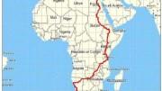 L'attraversamento verticale della sconfinata Africa da Capetown al Cairo e a Tunisi: è ancora un raid, ma si progetta una grande via Sud-Nord, in parte già in costruzione, che comunicherà con l'Europa attraverso la Sicilia. Il porto di Tangeri in Marocco è già il primo del Mediterraneo: l'Africa cresce...