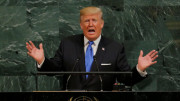 U.S. President Donald Trump: l'esordio all'ONU