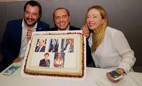 """Fotografato sulla torta c'è anche Pogliese. Il capogruppo di F.I. si è speso molto, anche se Micciché, eterno pupillo berlusconiano è chiamato - sempre per """"sfregio"""" il puparo- I pupari, invece, sono stati fregati..."""