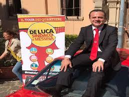 Dopo la felice sindacatura a Fiumedimisi l'estroverso Cateno De Luca progetta lsa