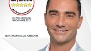 Fabrizio La Gaipa 5Stelle arrestato
