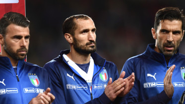Fossero tutti come loro... Non è mancato per Buffon, Chiellini e Barzagli