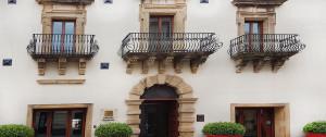 Hotel Zuppello, il piano nobile. Abile e fine restauro di un bene storico che stava perdendosi...