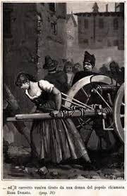 Rosa Donato mitica rivoluzionaria messinese del 1848