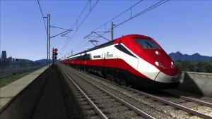 Il Frecciarossa uno degli ultimi nati. dell'industria ferroviaria italiana. Gli Usa hanno comprato Italo, uno dei gestori italiani, ma mirano al know how da portare sulle grandi distanze americane...