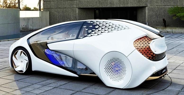L'auto del futuro come prendeva forma al CES 2017 (Consumer Electronics Show, ogni anno a Las Vegas)
