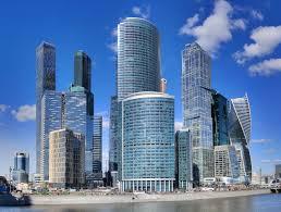 Moscow Business Center, nulla a che vedere con l'Europa di pochi anni fa... E l'Italia? Progetta e costruisce altrove: palazzi e centrali elettriche per gli altri...
