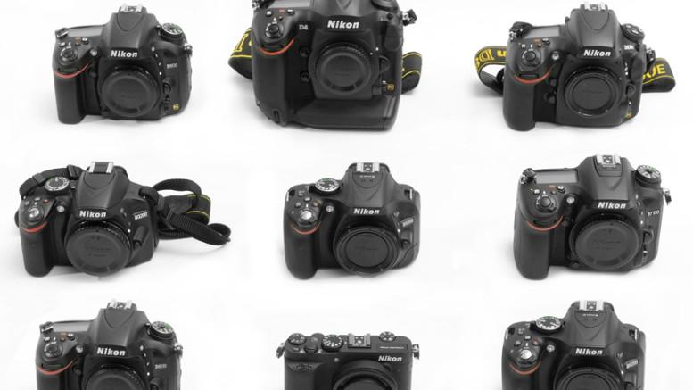 Nikon è oggi il marchio preferito, quasi il simbolo dei professionisti.