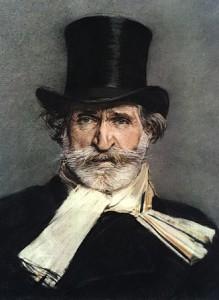 Giuseppe Verdi in uno dei più noti ritratti di Giovanni Boldini.
