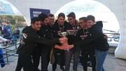 La squadra di Canoa polo del Circolo Nautico Palermo