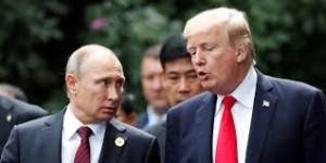 Putin e Trump vanno d'accordo, cercano e vogliono la collaborazione. Sarebbe questa la finzione? e quale la realtà? Chi cerca, invece, di metterli fuori?