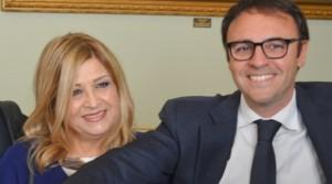 Eleonora Lo Curto e Vincenzo Figuccia