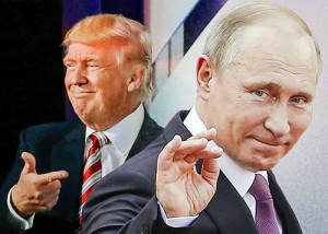 Trump e Putin avversati come Berlusconi dalla main stream mediatica guidata certamente da persone che - se oneste e leali - come esponenti del capitalismo avrebbero tutti i motivi per sostenerli. Ovviamente, c'è una logica che sfugge...