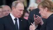 """Attenta tu! Ma, attento tu! Anche per """"Angela Rebecca"""" Putin - però - è una tentazione continua: """" se mandassimo a fanc. l'America?"""""""