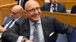 Getano Armao un tecnico delle finanze, assessore competente e vicepresidente della Regione Siciliana