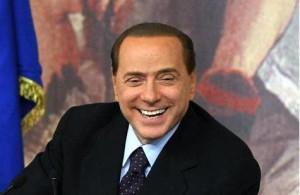 """Berlusconi ha la risata facile: """"...e io eterno duro, lasciate le speranze o voi che ...mi perseguitate!"""""""