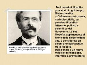 Friedrich Nietzsche nei suoi aforismi scatenò il proprio sarcasmo contro la speranza e certi buoni sentimenti. Ciò cozza, però, contro il reale contenuto della sua inedita filosofia.
