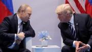Trump e Putin dialogano cordialmente...