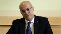 Il nuovo presidente della Regione Molise Donato Toma (F.I.)