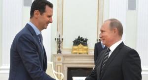 """Assad ha resistito strenuamente al tentativo di detronizzarlo dal suo """"regno"""" dalla grande storia, che si affaccia sul Mediterraneo, ma l'appoggio di Putin è stato certo fondamentale..."""