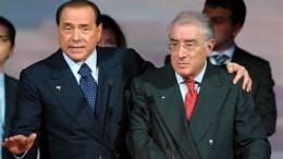 """Berlusconi e Marcello Dell'Utri: """"il peggio dell'Italia"""" secondo caso unico al mondo, furono, sia lo Stato, sia la Mafia, per di più senza essere al governo: E dire che la stregoneria non è più reato..."""