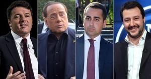 Berlusconi si è dimostrato l'ago della della politica italiana, Renzi tornerà a guidare il PD. Sono soprattutto gli ex comunisti a dover cambiare...