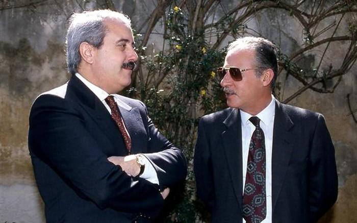 Giovanni Falcone e Paolo Borsellino due cari amici...