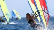 Classe Windsurfer in azione