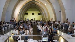 Conferenza al Baglio Florio di Selinunte.